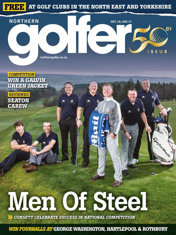 Golfer issue 50-December/January 2016/17