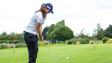 Briony's victory puts her on course