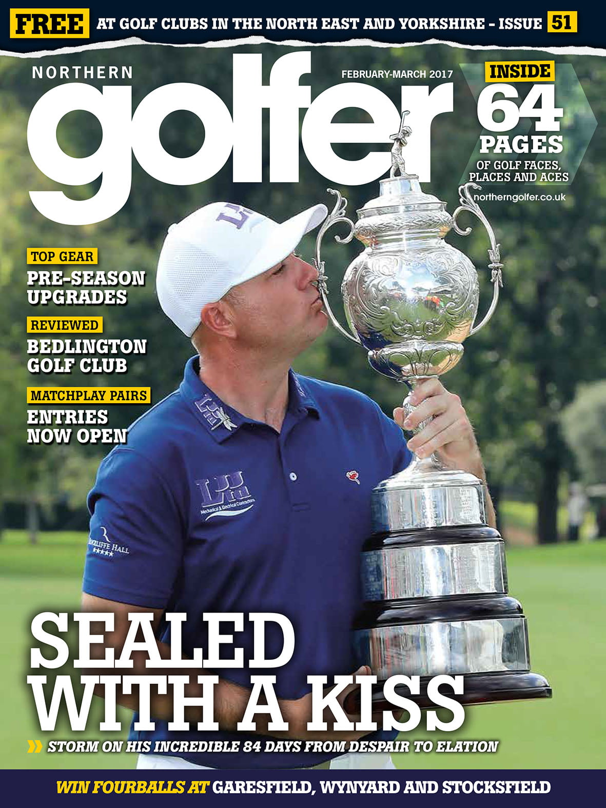 Golfer issue 51-February 2017