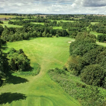 Win golf for four at Moor Allerton Golf Club