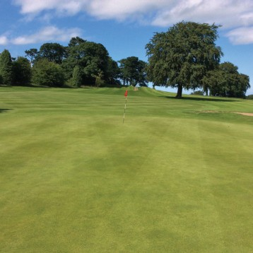 Win golf for four at Alnwick Castle GC