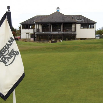 Win golf for four at Burgham Park GC