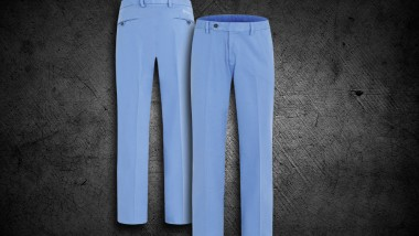 The right trousers