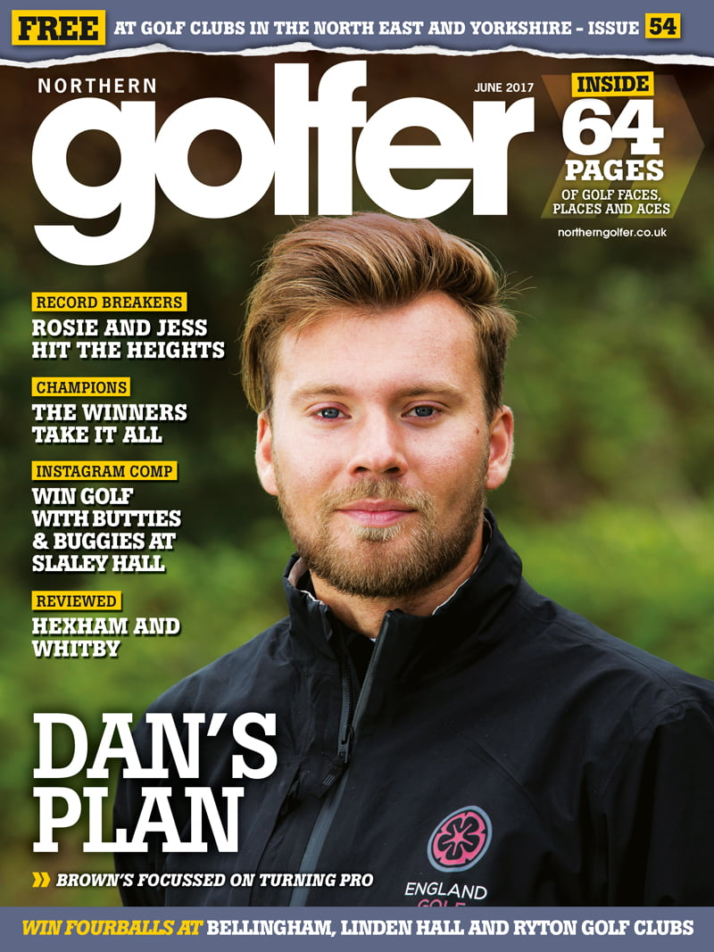 Golfer issue 54 - june 2017