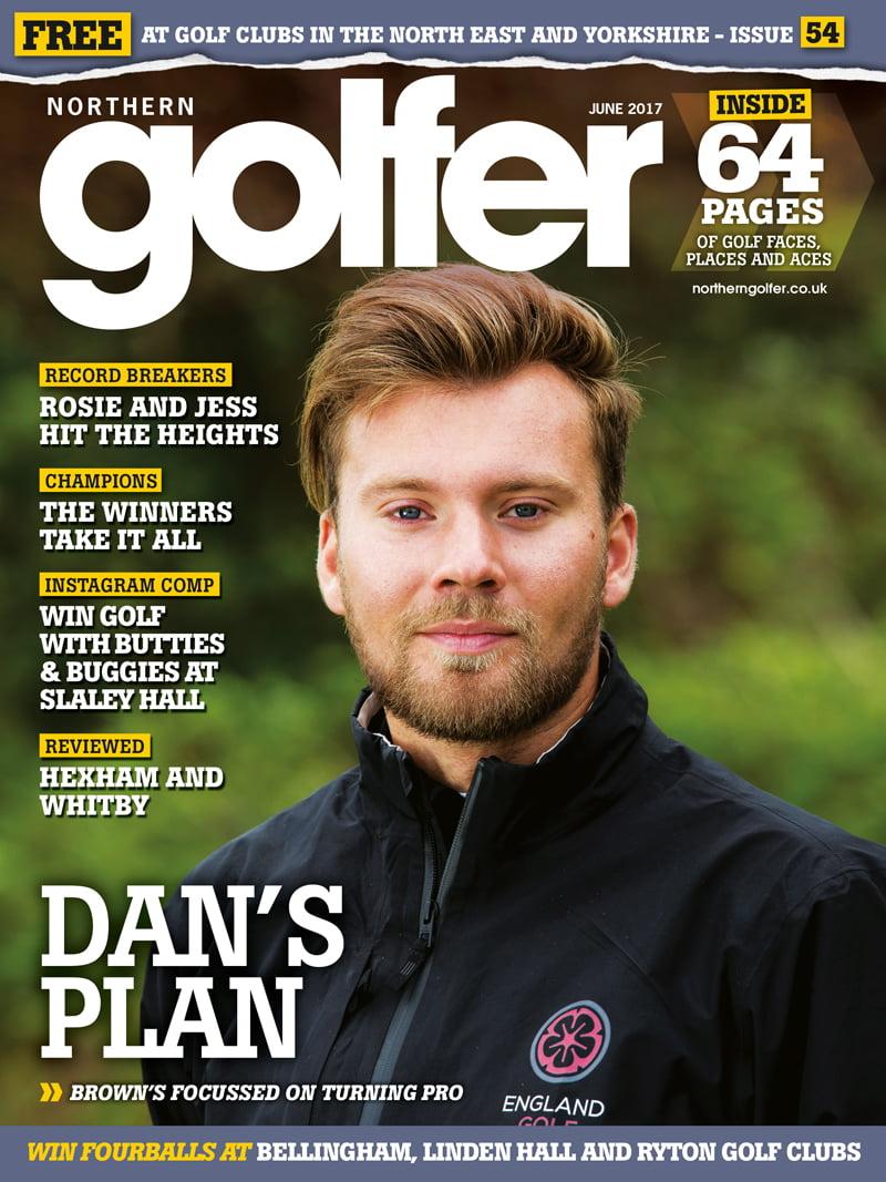 Golfer issue 54 - june 2017