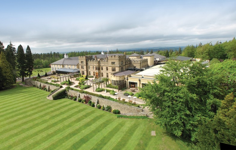 WIN golf for four with buggies, and bacon sandwiches and tea/coffee with Slaley Hall in our new Instagram competition