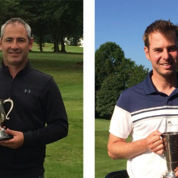Pros share honours