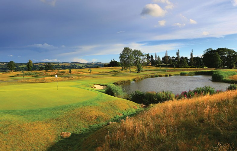 Win two season passes for the British Masters at Close House