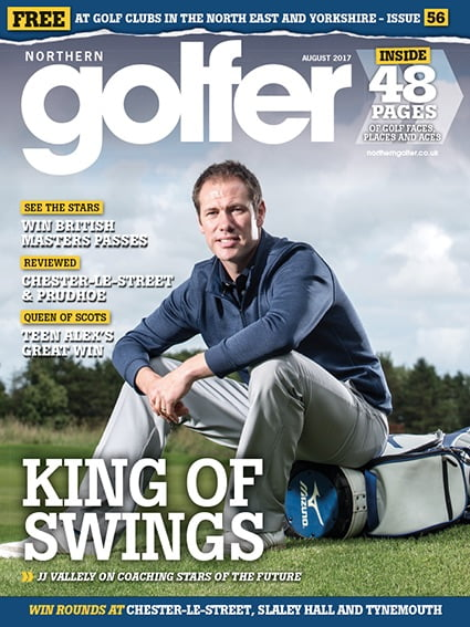 Golfer issue 56 - August 2017
