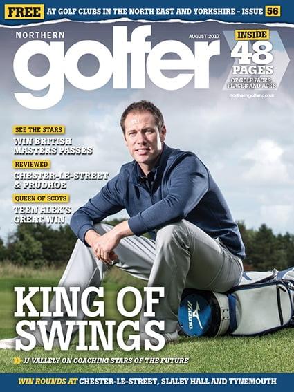 Golfer issue 56 - August 2017