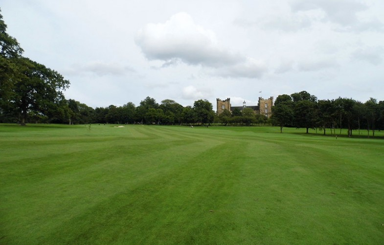 Win golf for four at Chester-le-Street