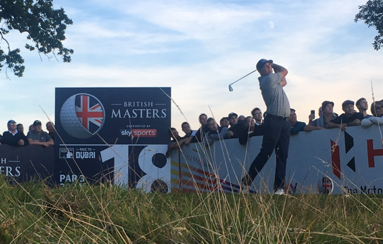 Northern Masters – day one of the British Masters at Close House