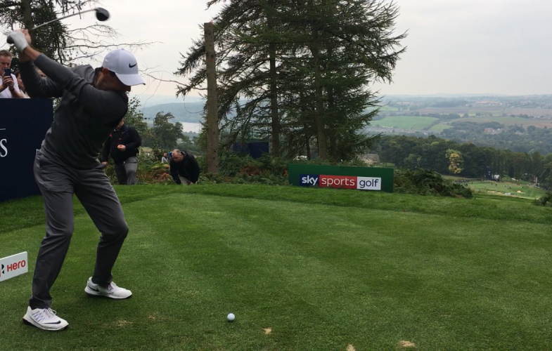 Rory's ready for British Masters