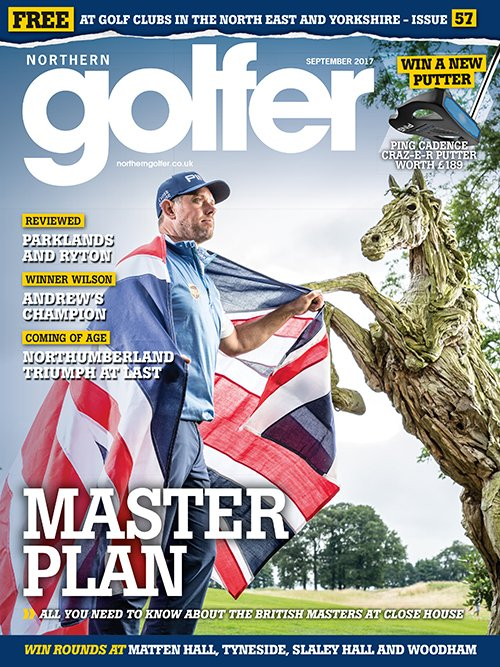 Golfer issue 57 - September 2017