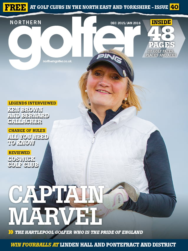 Golfer issue 40-December/January 2015/16