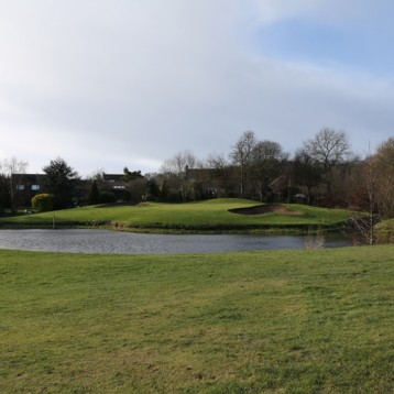 Win golf for four at Woodham Golf Club