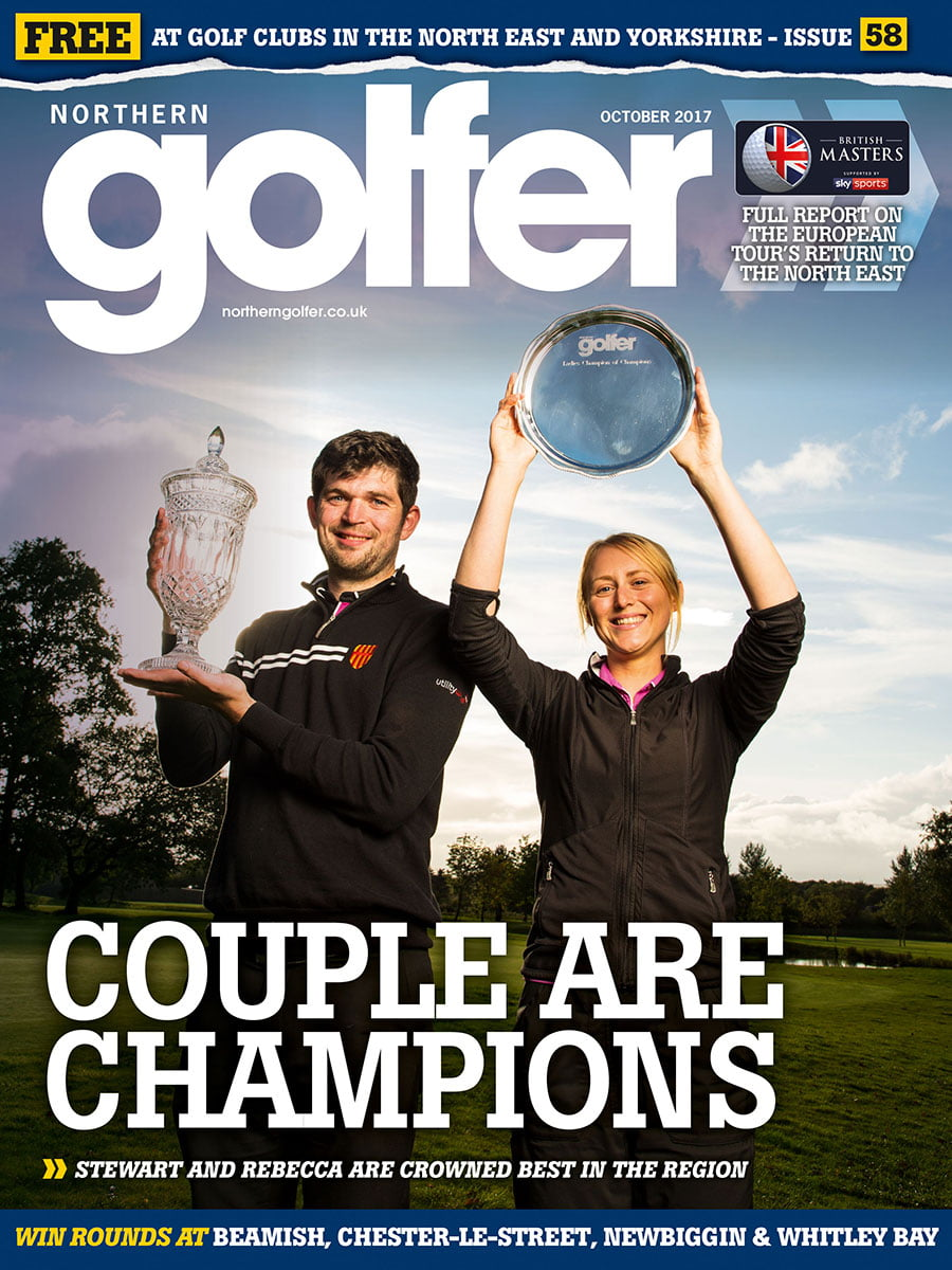 Golfer issue 58 - October 2017