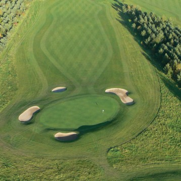 Win golf for four at Burgham Park