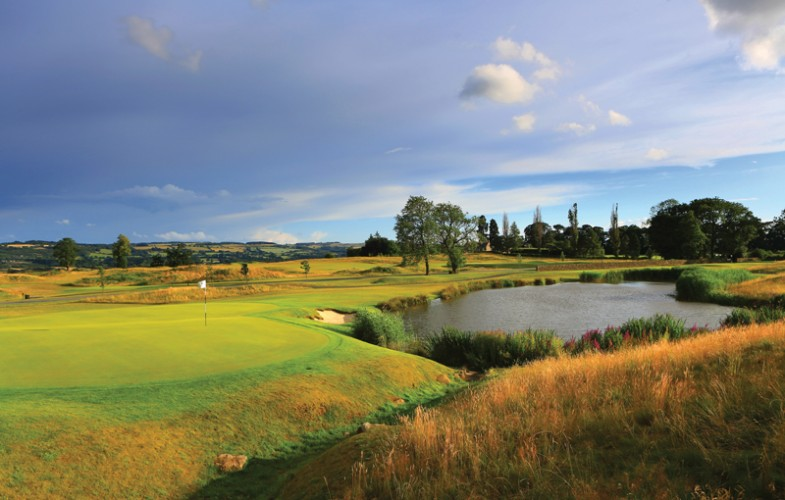 Win golf for two on the Colt Course followed by dinner in No.19 at Close House
