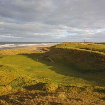 Win golf for four at Hartlepool