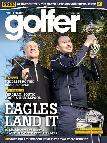 Golfer issue 59 - November 2017