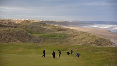 Win golf for four at Hartlepool GC