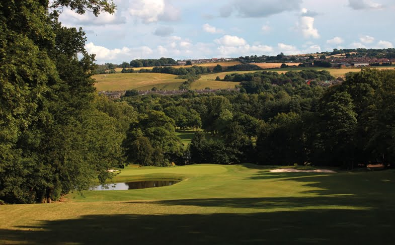 Win golf for four on the Filly Course at Close House