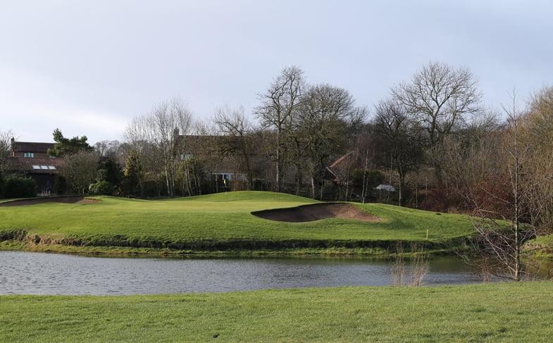 Win golf for four at Woodham Golf Club