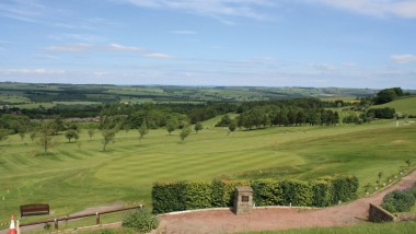 Win golf for four at Consett Golf Club