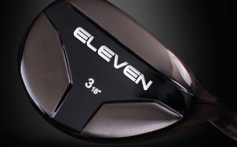 Win a set of Eleven Golf hybrids