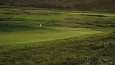Win golf for four at Newbiggin Golf Club