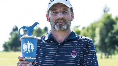 Shacklady crowned senior masters champion