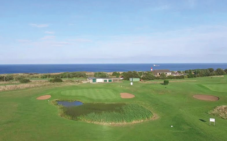 Win golf for four at Whitburn Golf Club