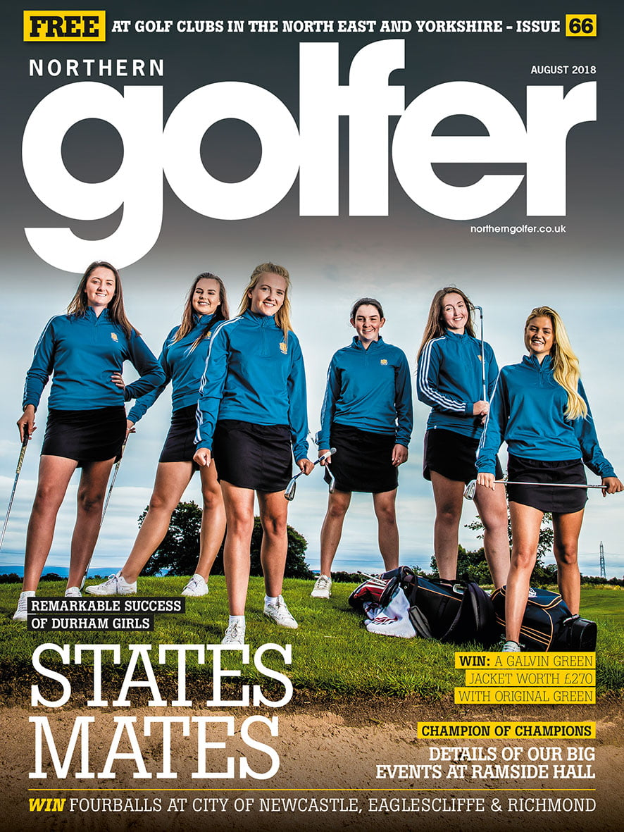 Golfer issue 66 - August 2018