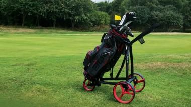 Review: Big Max Blade IP trolley and Aqua Sport 2 bag