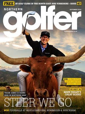 Golfer issue 67 - September 2018