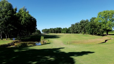 Win golf for four at Middlesbrough Golf Club