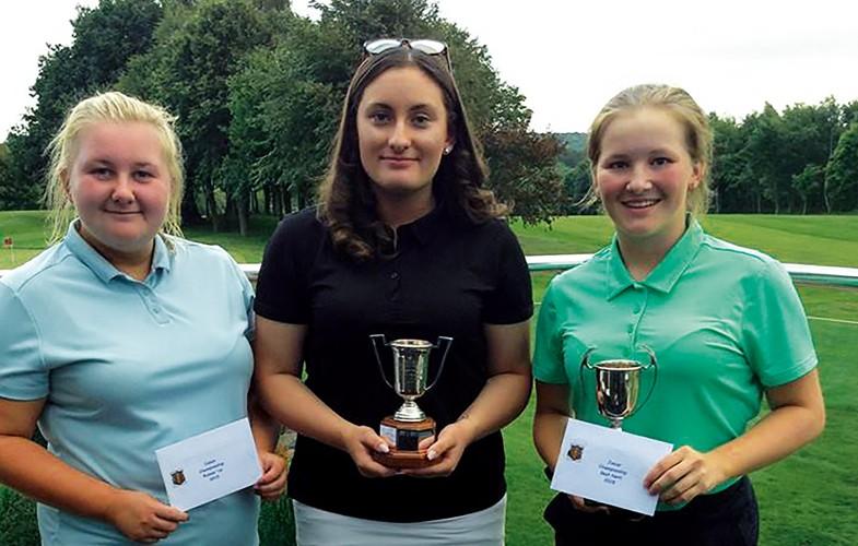 Alex wins  Durham junior title