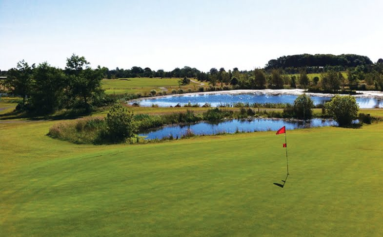 Win golf for four at Longhirst Hall Golf Club