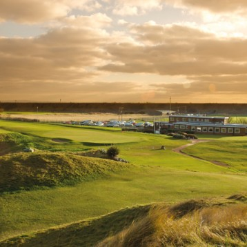 Win golf for four at Hartlepool Golf Club