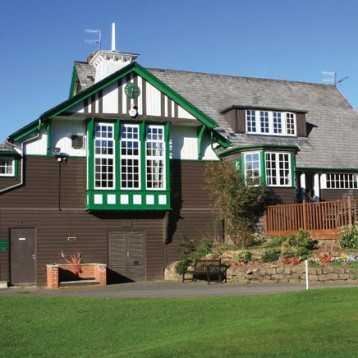 Win golf for four at Tyneside Golf Club