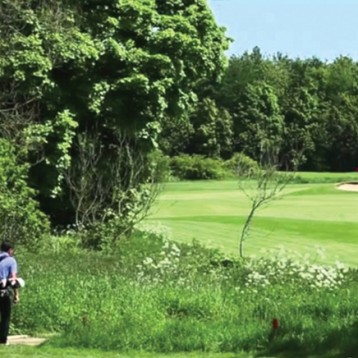 Win golf for four at George Washington Golf Club