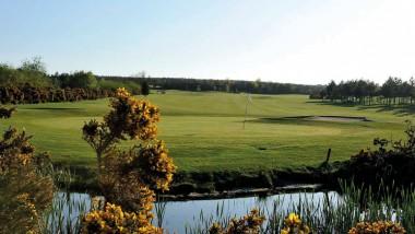 Win golf for four at Burgham Park Golf Club
