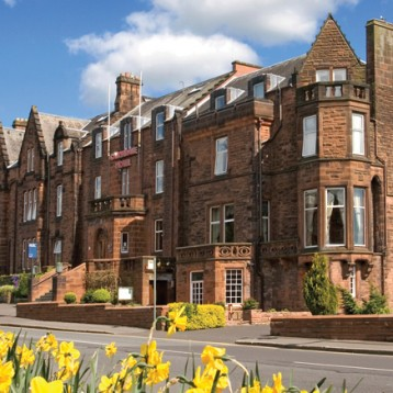 Win a trip to Dumfries for four people