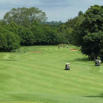 Win golf for four at Castle Eden Golf Club