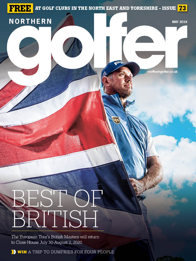 Golfer issue 73 - May 2019