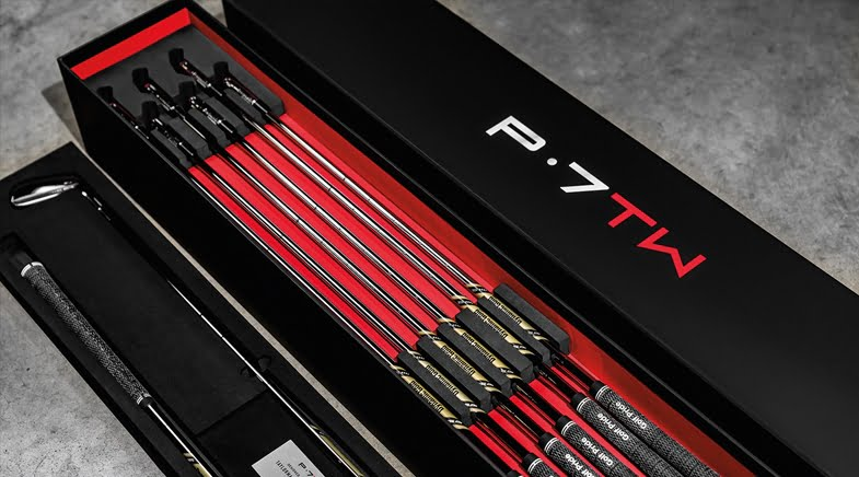 Tiger's irons