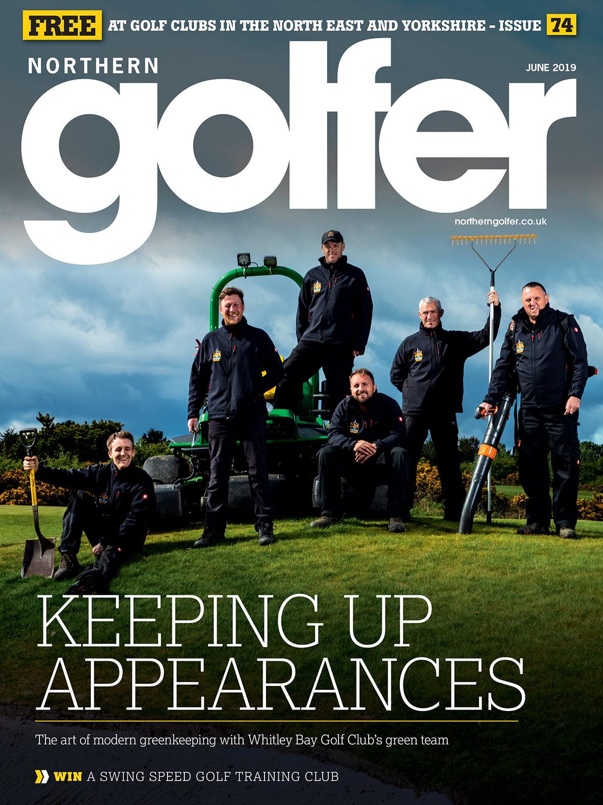 Golfer issue 74 - June 2019