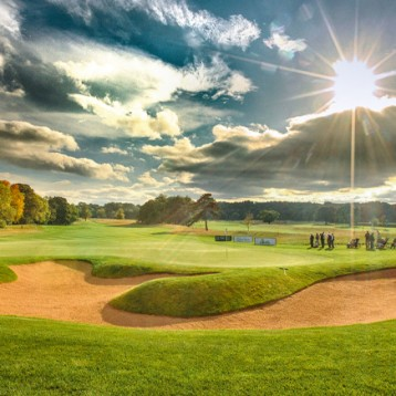 Win golf for four at Rockliffe Hall
