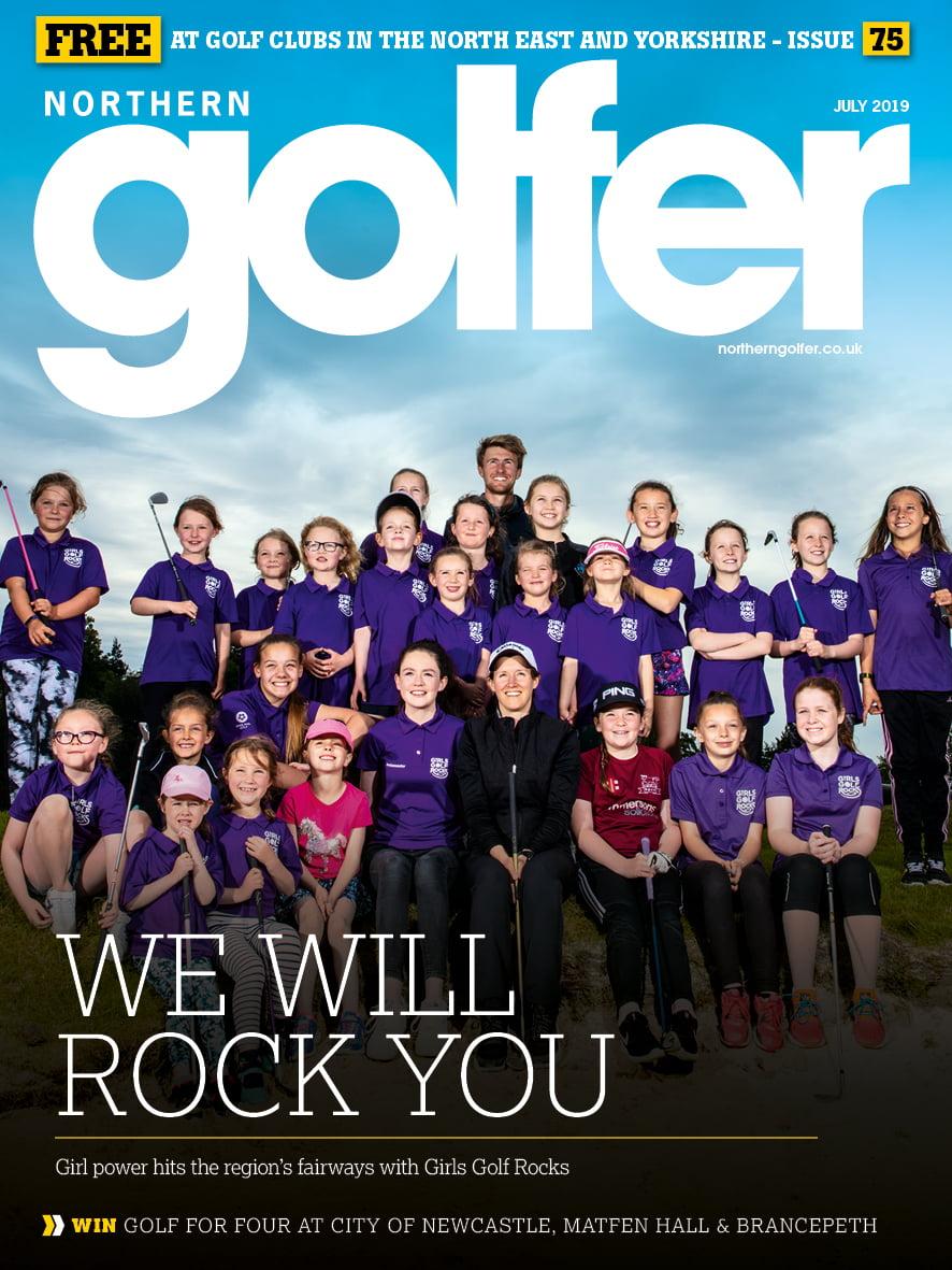Golfer issue 71 - Feb / Mar 2019